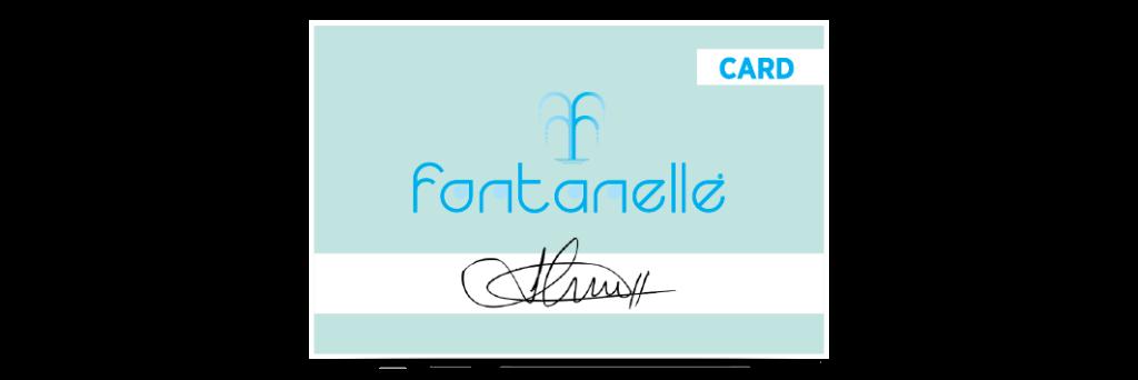 Card fontanelle